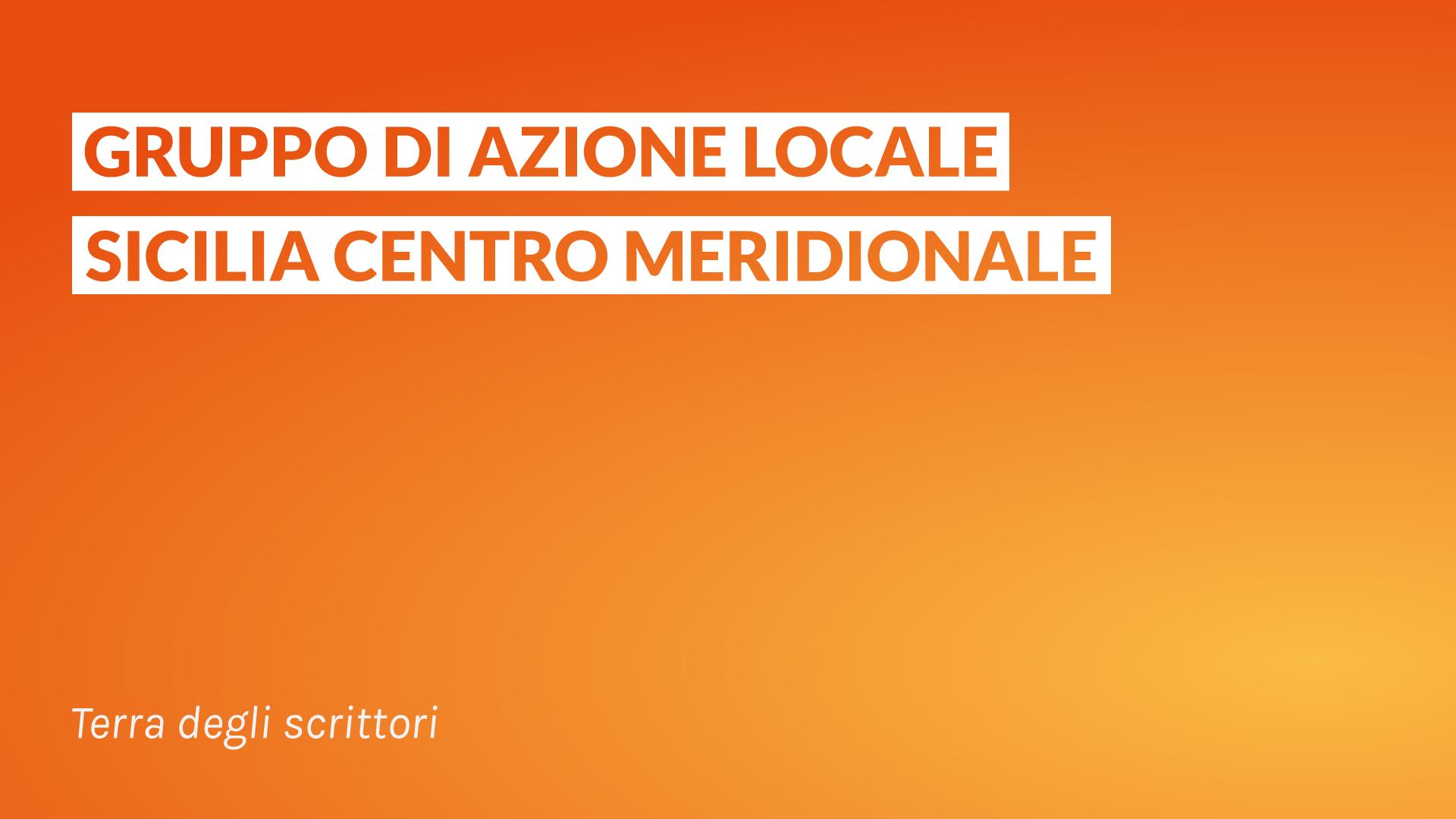 """Bando 6.4 c Ambito 1 PAL """"Distretto Rurale Sicilia Centro Meridionale"""". Avvio procedimento amministrativo domande di aiuto comma 3 art. 8 Legge 241 del 07/08/1990, L.R. n. 10 del 30/04/1991, 05/2011 e s.m.i"""